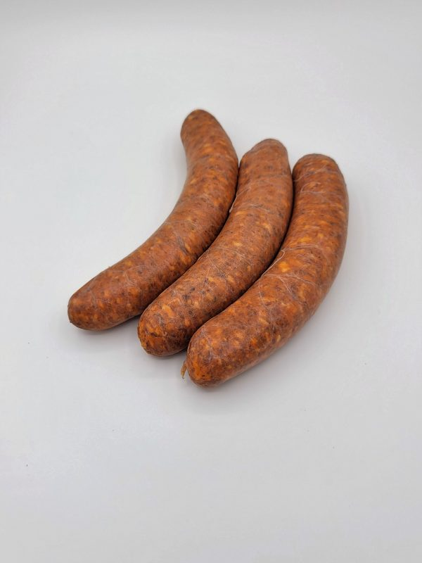 Gary's Cajun Andouille Sausage (indiv)