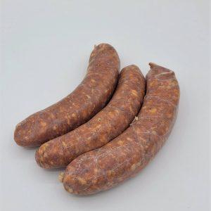 Gary's New Orlean's Bratwurst Sausage (indiv)