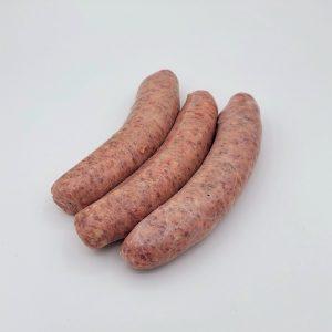 Gary's Pork and Beef Bratwurst Sausage (indiv)