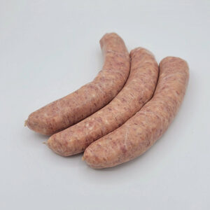 Gary's Pork Bratwurst Sausage (indiv)